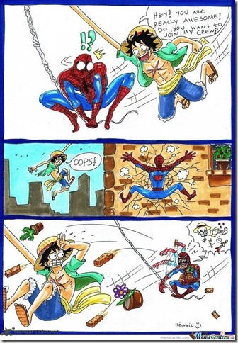 one-piece-luffy_vs_spiderman